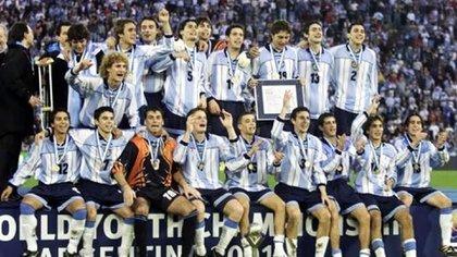 Los pibes de José: el equipo campeón del Mundial Sub 20 en la edición del 2001