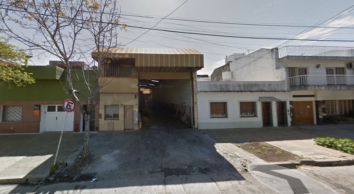 La empresa MEDINSUMO fue creada con un domicilio en la calle Carlos María Ramírez 1434, en Nueva Pompeya.