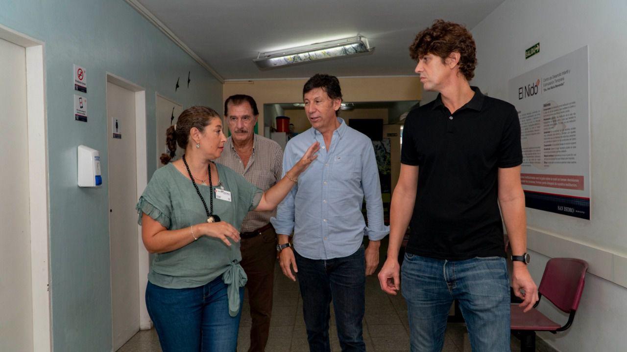 Martín Lousteau respalda la candidatura del intendente de San Isidro