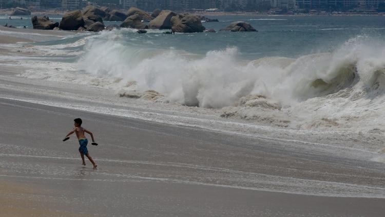 Acapulco es otra de las playas que el año pasado presentaron un evento de este tipo (Foto: Cuartoscuro)