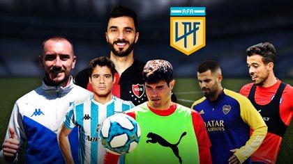 Di Santo, Mancuello, Muñoz, Cardona, Scocco y Melgarejo, algunas de las mejores incorporaciones del fútbol argentino