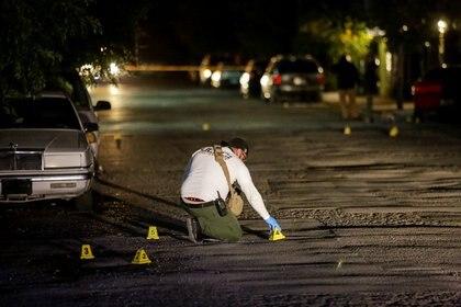 El asesinato ocurrió a las 21:52 horas, en las calles Tepeyac y Uruguay en la Colonia Hidalgo (Foto: REUTERS/Jose Luis Gonzalez)