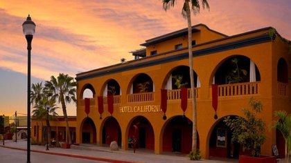 El falso Hotel California, ubicado en México (Foto: Internet)