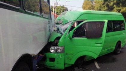 En México, de acuerdo con el INEGI, el 30.9% de las víctimas mortales por accidente de transporte son peatones. Otro 12.3% corresponde a ocupantes de auto; 1.4% a ciclistas; y 0.4% a ocupantes de autobús (Foto: Archivo)