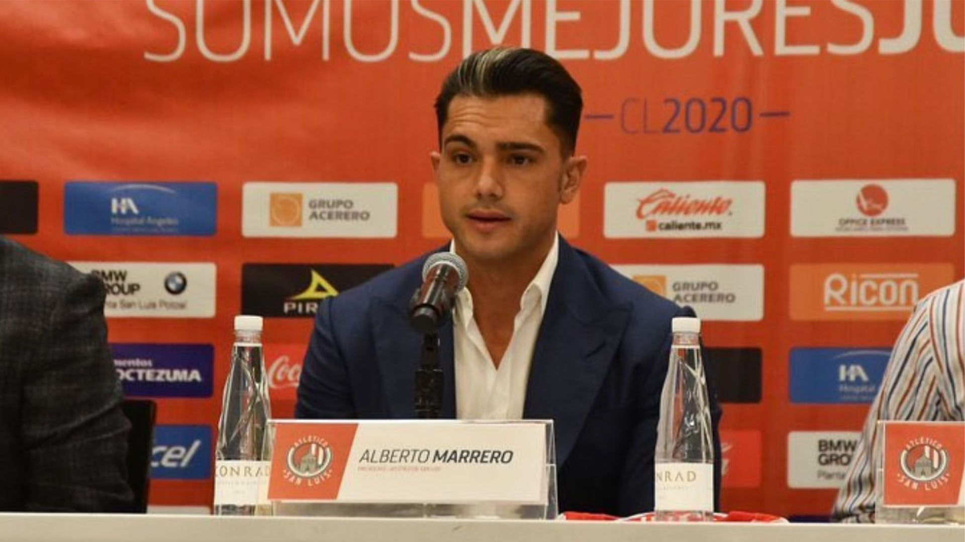 Alberto Marrero Díaz (Foto: Twitter@DraftFutMX)