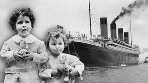 Los Huérfanos del Titanic: la increíble historia de los 2 nenes que sobrevivieron al naufragio y la búsqueda desesperada de su madre