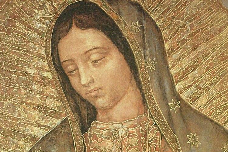 El 12 de diciembre se celebra el día de la raza en México, cumpleaños de la Virgen de Guadalupe (Foto: Twitter)