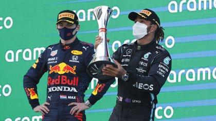 Fórmula 1: el error de Red Bull que le hizo perder a Max Verstappen el Gran Premio de España