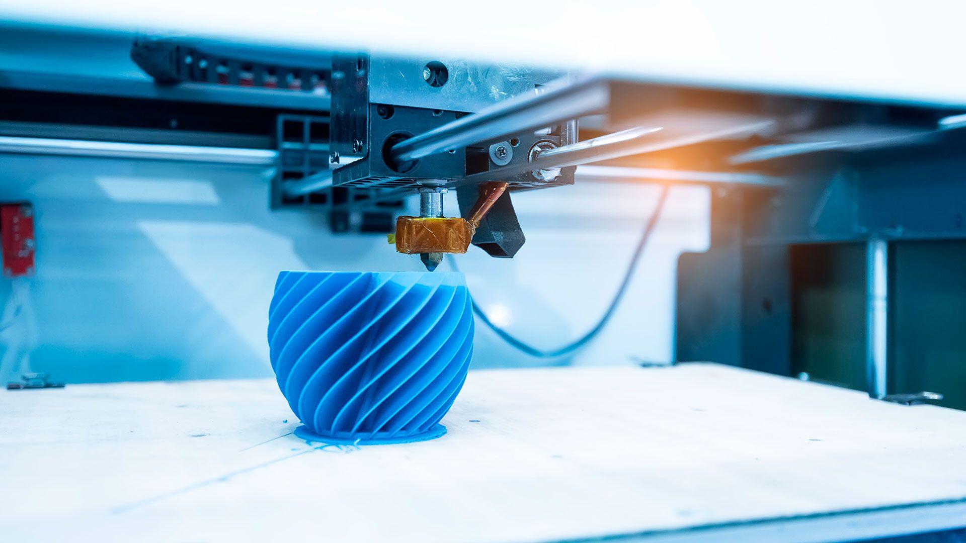 Impresora 3D, electrodoméstico del futuro (Shutterstock)