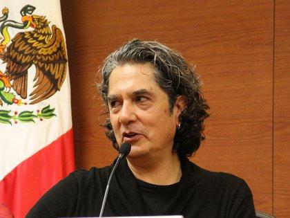Armando Vega Gil, integrante de Botellita de Jerez (Foto: Archivo)