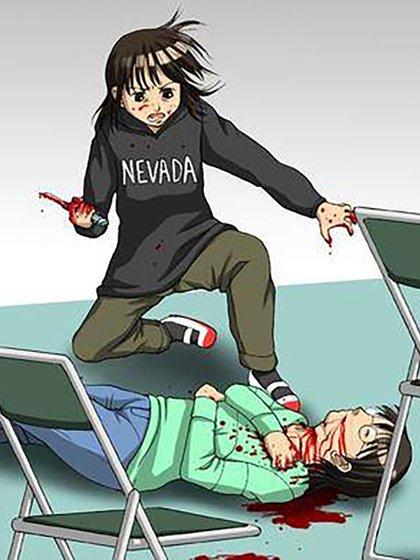 Los animé que se hicieron inspirados en la horrorosa historia de Nevada Tan