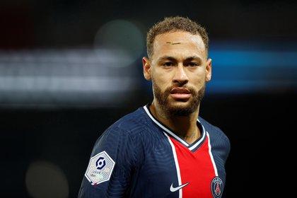 Neymar habló sobre la vez que pensó en dejar el fútbol (EFE)