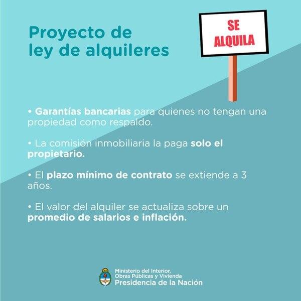 Nueva ley de alquileres: garantía, comisión y duración del contrato ...