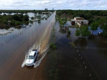 Las provincias afectadas son&nbsp;<b>Santiago del Estero, Formosa, Corrientes, Santa Fe, Chaco, Córdoba y Entre Ríos</b> Télam 162