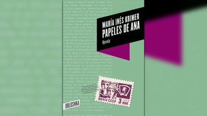 """""""Papeles de Ana"""": una mujer de provincias buscando ser escritora en los '50"""