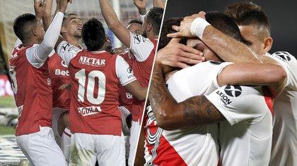 Tras la reprogramación, River enfrentará en Paraguay a Independiente Santa Fe: hora, TV y formaciones