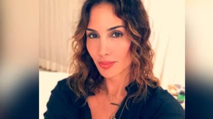 La actriz y modelo no tuvo reparo en hablar de la violencia que vivió (Foto: Instagram)