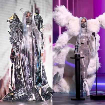 Chromatica es el sexto álbum de estudio de Lady Gaga, y gira en torno a su historia contada desde un universo galáctico donde ella es la reina del electropop (Foto: MTV)