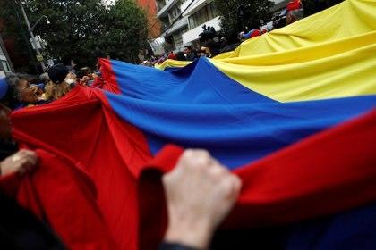 Masivas protestas en Ciudad de México. (REUTERS/Edgard Garrido)