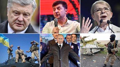 Ucrania, ante unas elecciones presidenciales que pueden ser determinantes para su futuro