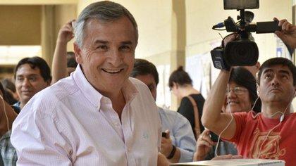 Gerardo Morales, gobernador radical que apoya la suspensión de las PASO pero no rompería en la interna