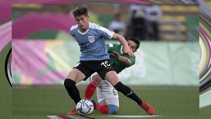 Waller enfrentó a México en los Juegos Panamericano en 2019 (Foto: Especial)