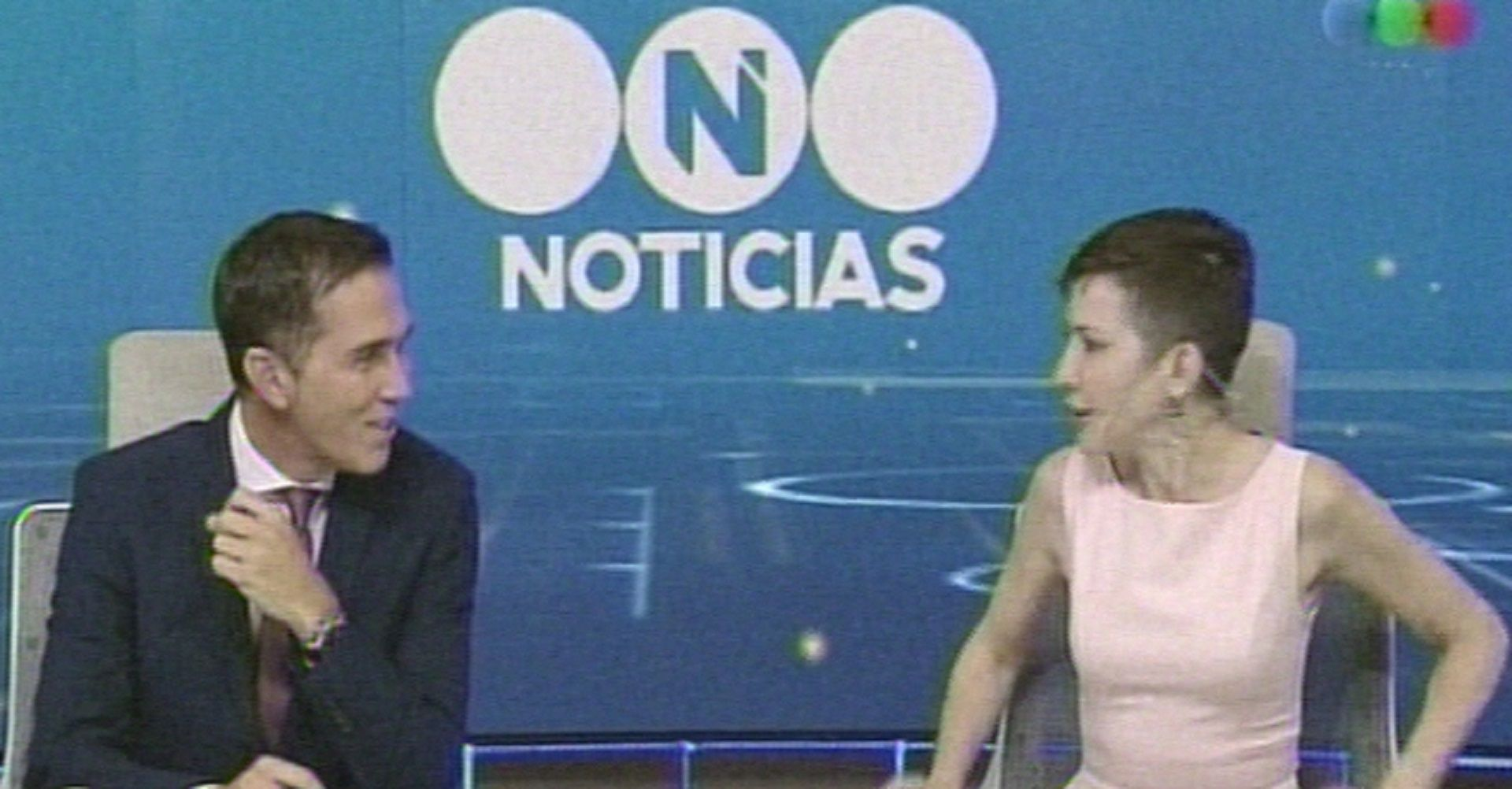 Rodolfo Barili y Cristina Pérez (Foto: Archivo Infobae)