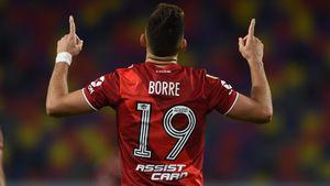 Diez toques para llegar de Armani a Borré: River mostró la mejor cara del método Gallardo con un gol de arco a arco