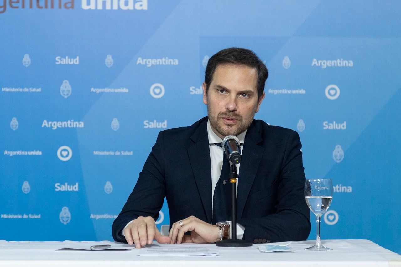 Martín Gill, secretario de Obras Públicas