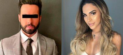 """Eleazar """"NO"""" y Tefi Valenzuela tuvieron una relación solo unos meses (Foto: Instagram @ tefivalenzuela / @ eleazargomez333)"""