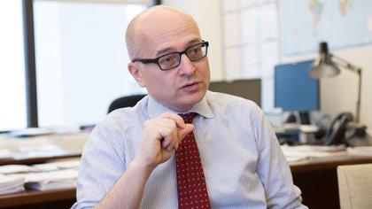 Roberto Cardarelli, el jefe de los técnicos del FMI que analizan el caso argentino