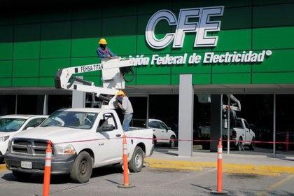 La CFE, empresa del Estado mexicano, era la gran beneficiada de la reforma en perjuicio de privados y compañías de energías limpias (Foto: Daniel Becerril/ Reuters)