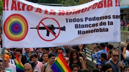 En México siguen los crímenes de odio por orientación sexual (Foto: FERNANDO CARRANZA GARCIA / CUARTOSCURO.COM)