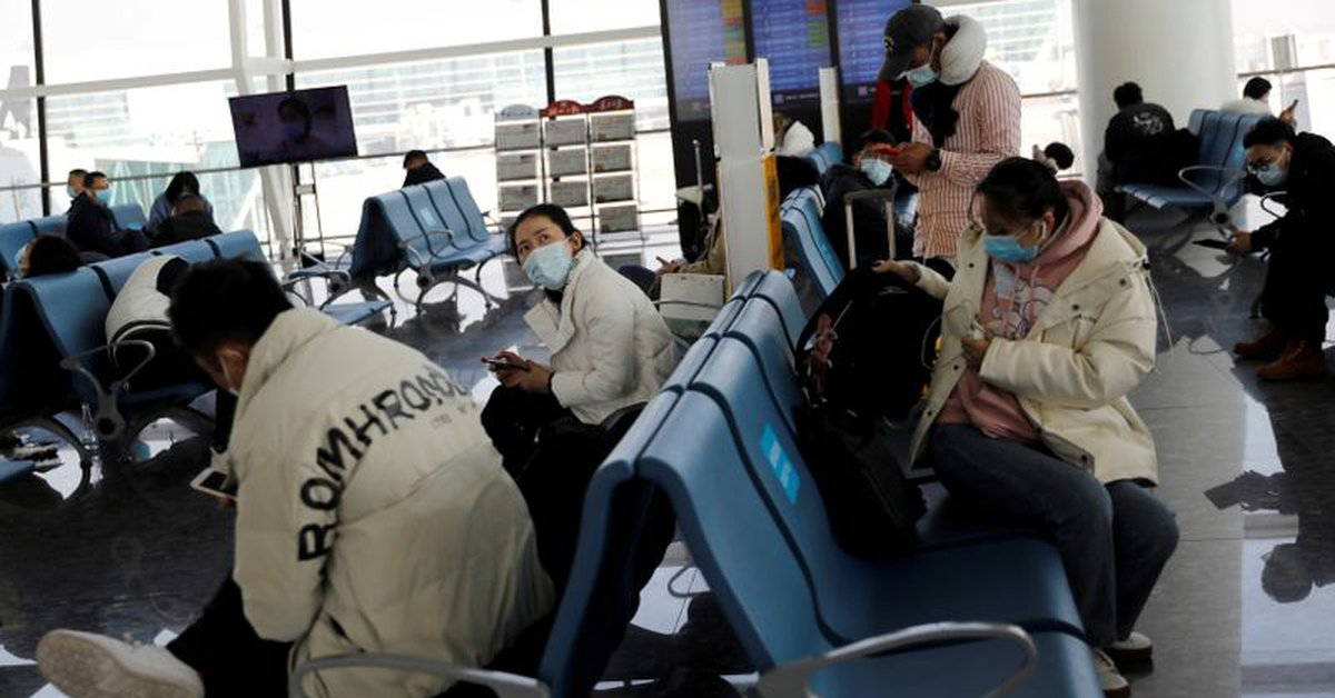 China's Lunar New Year Travel Season loses steam from COVID cases