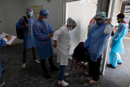 Médicos venezolanos (EFE)
