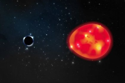Con tres veces la masa de nuestro sol, científicos han descubierto uno de los agujeros negros más pequeños registrados y el más cercano a la Tierra encontrado hasta la fecha: 1.500 años luz.