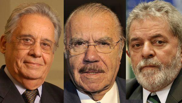 Ex presidentes de Brasil ya negocian la salida de Michel Temer, pero discrepan sobre cómo será la transición
