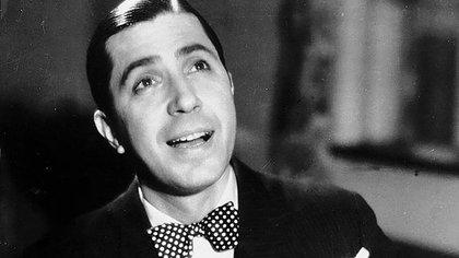 Mirada eterna. Carlos Gardel murió el 24 de junio de 1935, a los 44 años.