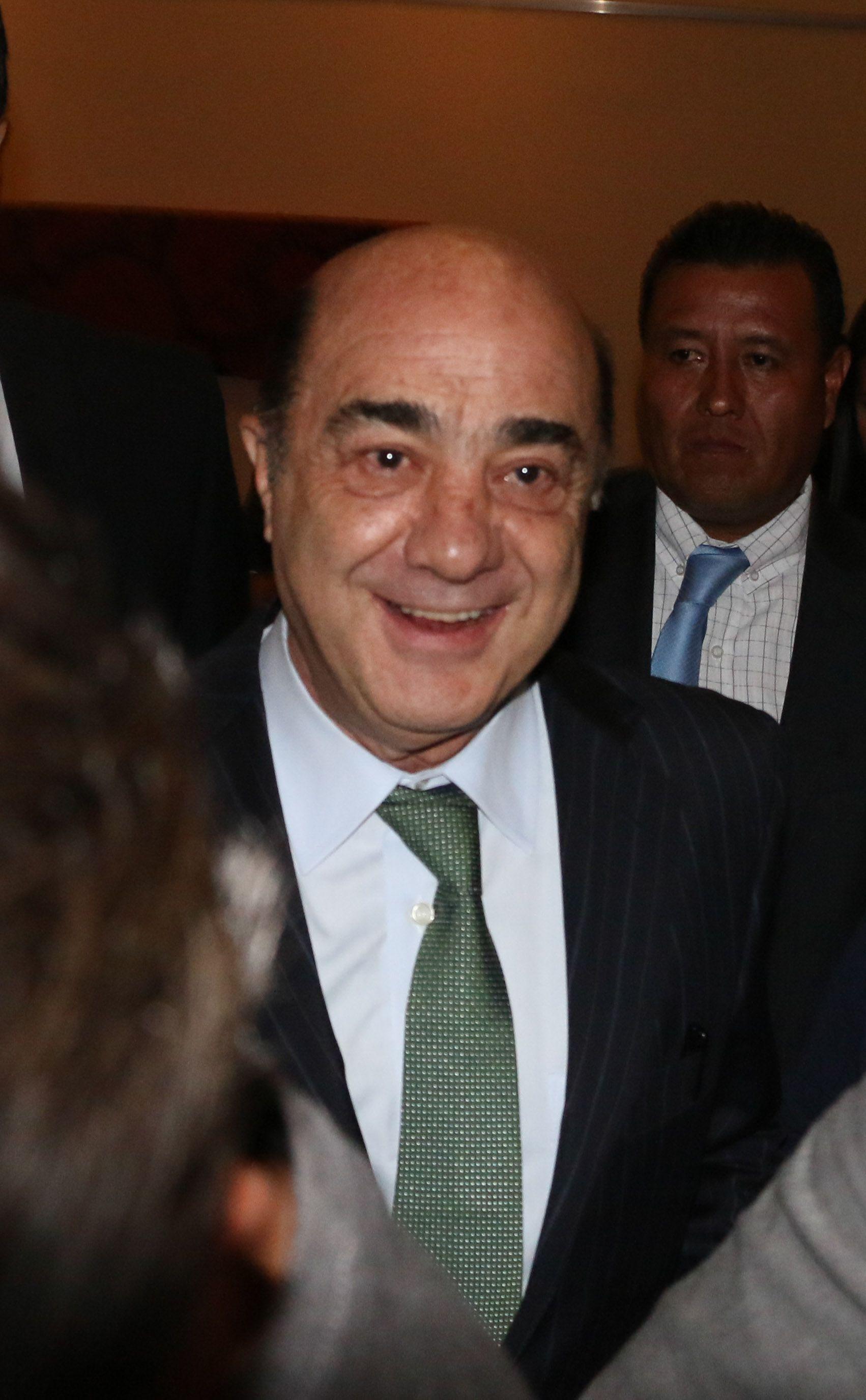 Murillo Karam dijo no tener miedo de que se rehaga la averiguación sobre el caso. (Foto: Saúl López/ Cuartoscuro)