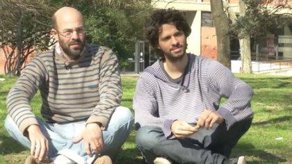 Diego Fernández Slezak y Facundo Carrillo, investigadores de la UBA y el Conicet, desarrollaron una aplicación para ayudar en los diagnósticos psiquiátricos