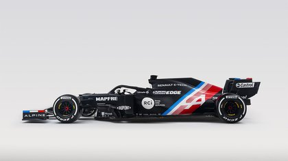 A521 se llama el nuevo coche de Fernando Alonso