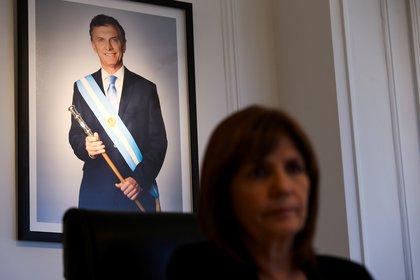 Patricia Bullrich (REUTERS/Agustin Marcarian)