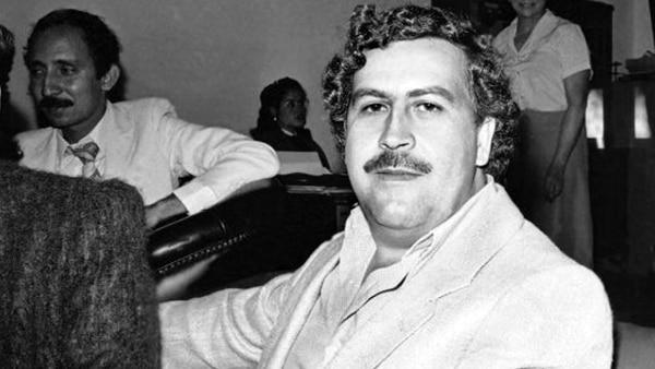 Pablo Escobar, quien fue el cabecilla principal del Cártel de Medellín