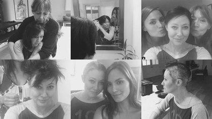 Las duras fotos que Shannen Doherty publicó en Instagram