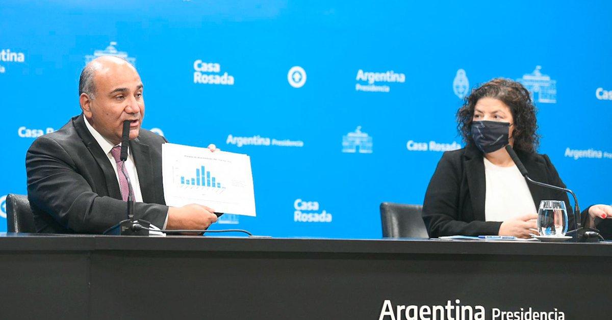 Coronavirus: Argentina alcanzará el 50 por ciento vacunados con dos dosis a principio de octubre