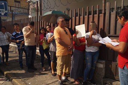 En el primer trimestre de 2019, las peticiones de asilo se han elevado y la cifra es de 6.643 (Foto: Carlos López/ EFE)