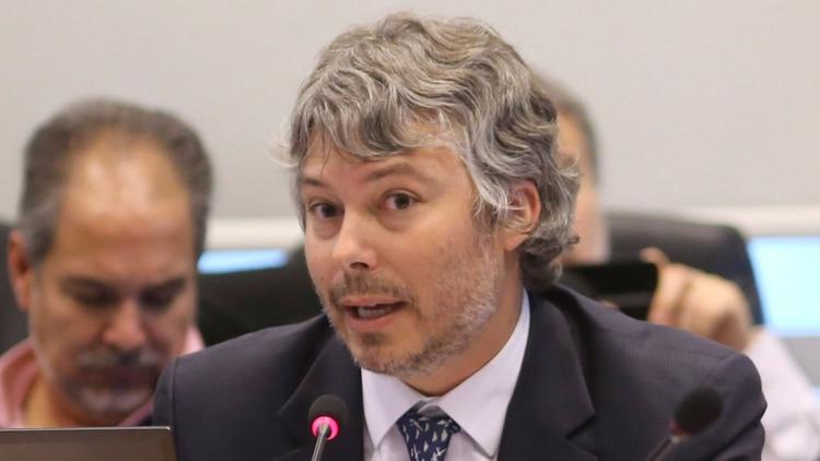 Mariano Federici, titular de la UIF. (NA)