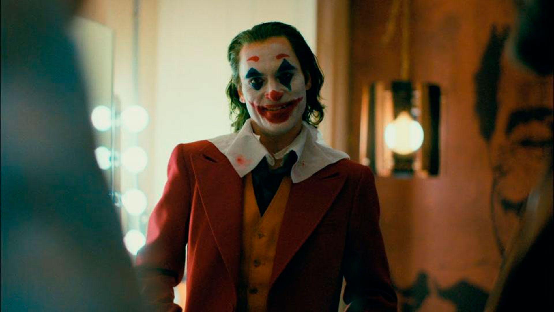 """Fotograma de """"Joker"""", con Joaquin Phoenix como El Guasón"""