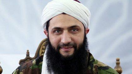 Abu Mohammad al-Julani, líder de Hayat Tahrir al Sham (AP)