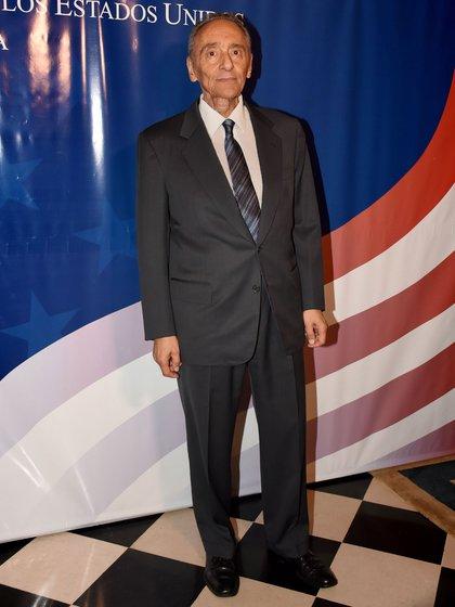 Héctor Magnetto, líder del Grupo Clarín